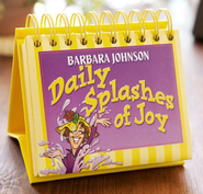 Daily Splashes of Joy Daybrightener   -     By: Barbara Johnson