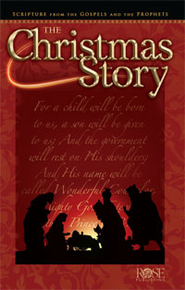 The Christmas Story, Pamphlet - eBook   -     By: Loren Bishop