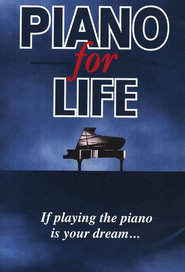Piano for Life, 3 DVDs    -     By: Mark Almond