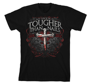 Tougher Than Nails 3 Shirt, Black, 4X Large  -