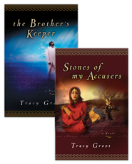 The Brother's Keeper/Stones of My Accusers Set - eBook  -     By: Tracy Groot