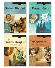 Daughters of Faith Set #1 (four books) - eBook  -     By: Wendy Lawton