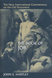 Job, New International Commentary on the Old Testament  -              By: John E. Hartley
