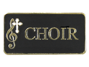 Choir Lapel Pin  -