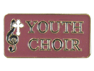 Youth Choir Lapel Pin  -
