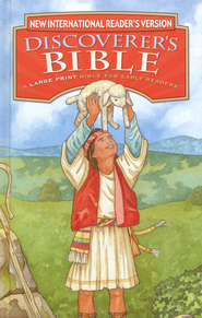NIrV Discoverer's Bible for Early Readers, Revised Edition / Revised - eBook  -