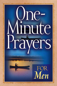 One-Minute Prayers for Men - PDF Download (personal use only)  [Download] -