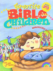 Favorite Bible Chidren, Ages 2-3  -
