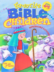 Favorite Bible Children, Ages 4-5  -