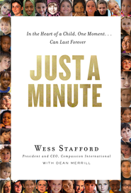 Just a Minute: In the Heart of a Child, One Moment ... Can Last Forever - eBook  -     By: Dean Merrill
