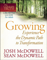 Growing-Experience the Dynamic Path to Transformation - PDF Download (personal use only)  [Download] -              By: Josh McDowell, Sean McDowell