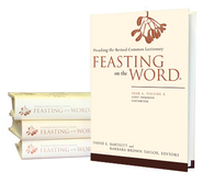 Feasting on the Word: Year A, 4-Volume Set   -     Edited By: David L. Bartlett, Barbara Brown Taylor     By: David L. Bartlett(Eds.) & Barbara Brown Taylor(Eds.