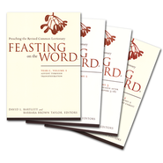 Feasting on the Word, Year C, 4-Volume Set  -     Edited By: David L. Bartlett, Barbara Brown Taylor     By: David L. Bartlett(Eds.) & Barbara Brown Taylor(Eds.