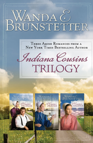 Indiana Cousins Trilogy - eBook  -     By: Wanda E. Brunstetter