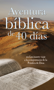 Aventura biblica de 40 dias: 40-Day Bible Adventure - eBook  -     By: Christopher Hudson