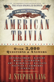 The Big Book of American Trivia - eBook  -     By: J. Stephen Lang