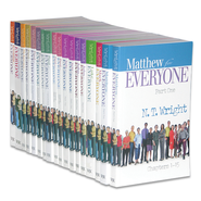 New Testament for Everyone, 18 Volume Set  -              By: N.T. Wright