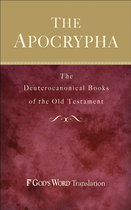 Apocrypha, The: The Deuterocanonical Books of the Old Testament - eBook  -