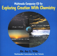 Exploring Creation with Chemistry Companion CD-ROM (1st Edition)  -     By: Dr. Jay L Wile
