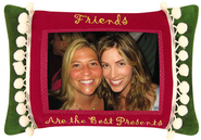 Friends Are the Best Photo Pillow  -