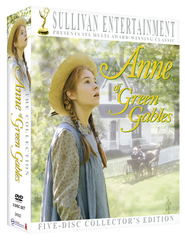 Anne of Green Gables, 20th Anniversary Collector's Edition--5 DVDs  -