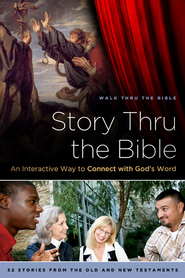 Story Thru the Bible: An Interactive Way to Connect with God's Word - eBook  -     By: Walk Thru the Bible