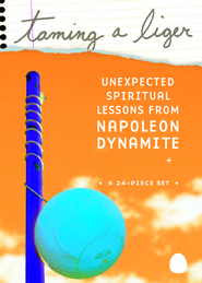 Taming a Liger: Unexpected Spiritual Lessons from Napoleon Dynamite - eBook  -     By: Jeff Dunn