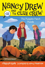 The Pumpkin Patch Puzzle - eBook  -     By: Carolyn Keene     Illustrated By: Macky Pamintuan