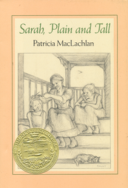 Sarah, Plain and Tall, Hardcover   -     By: Patricia MacLachlan