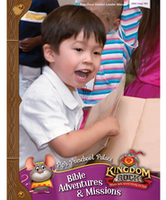Downloadable Pip's Preschool Palace Bible Adventures & Missions Leader Manual - PDF Download  [Download] -