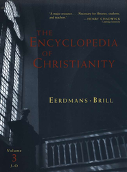 The Encyclopedia of Christianity, Volume 3 (J-O)   -     By: Erwin Fahlbusch