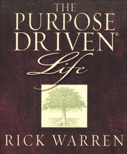 The Purpose Driven Life Miniature Edition   -     By: Rick Warren