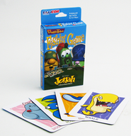 VeggieTales Jonah Fishin' Card Game   -     By: VeggieTales