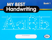 My Best Handwriting, Book 1, Grade K-3   -