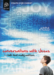 Conversations with Jesus, Updated and Revised Edition: Talk That Really Matters / Revised - eBook  -