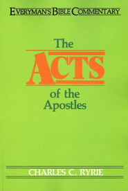 Acts of the Apostles  -     By: Charles C. Ryrie