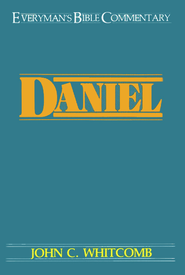Daniel, Everyman's Bible Commentary   -     By: John Whitcomb
