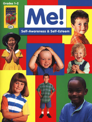 Me! Self-Awareness & Self-Esteem, Grades 1-2   -