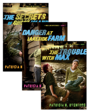 Max and Me Mysteries Set - eBook  -     By: Patricia H. Rushford