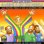 Bible Camp Stories: Joseph and His Brothers   -