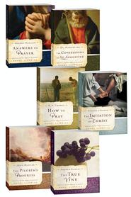 Moody Classics Set of 6 Books - eBook  -     By: Thomas a'Kempis, Saint Augustine, John Bunyan