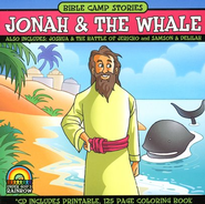 Bible Camp Stories: Jonah and the Whale   -