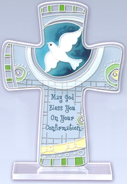 May God Bless You on Your Confirmation Cross  -