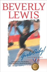 Girls Only!: 1-4 - eBook  -     By: Beverly Lewis