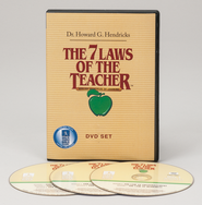 The 7 Laws Of The Teacher, DVD Set   -              By: Howard G. Hendricks