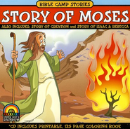 Bible Camp Stories: Story of Moses   -