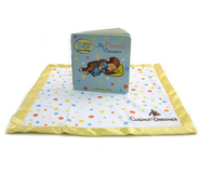 Curious Baby My Curious Dreamer Gift Set (Curious George book & blanket)  -     By: H.A. Rey