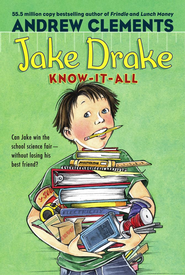 Jake Drake, Know-It-All - eBook  -     By: Andrew Clements     Illustrated By: Dolores Avendano