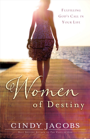 Women of Destiny - eBook  -     By: Cindy Jacobs