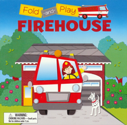 Fold and Play Firehouse   -